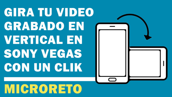 Tutorial cómo voltear vídeo vertical